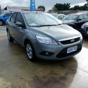 2010 Ford Focus LV LX Grey 4 Speed Sports Automatic Sedan St James Victoria Park Area Preview
