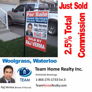 Realtor Services at Discounted Fee Cambridge Kitchener Area image 5