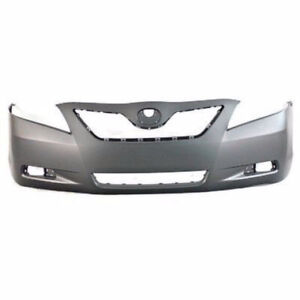 New Painted 2007-2009 Toyota Camry Front Bumper & FREE shipping