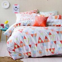 Ruckus Single Bed Linen Set  RRP $114 Narraweena Manly Area Preview