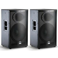 NEUF* SPEAKER ALTO 12'' & 15'' -- 600 WATTS PROGRAM