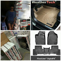 Weather tech floor mats and all weathertech products