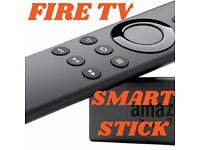 NEW AMAZON FIRESTICK, GOOGLE CHROME, LIVE TV,MOVIES,SPORT APPS.,KIDS TV,GAMES,APPSTORES+ LOADS MORE