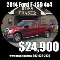 2014 Ford F-150 XLT 4x4 HD Truro Nova Scotia Preview