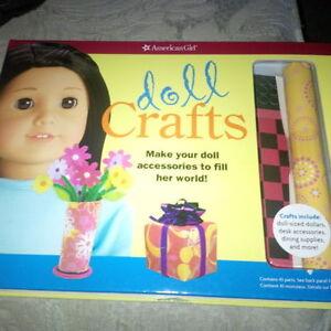 American Girl craft kit NEW