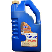 100% synthetic oil DEAL