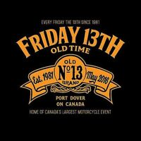 PROMOTIONAL MODEL NEEDED - FRIDAY 13th Port Dover