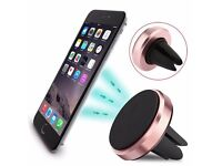 iPhone Magnetic Car Vent Holder