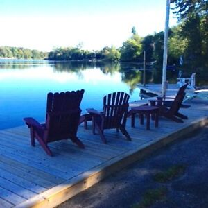 Peace & Tranquility on Lyndurst Lake-book now for 2019