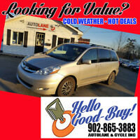 2008 Toyota Sienna Limited Loaded VAN! Very Sharp Clean Van Bedford Halifax Preview
