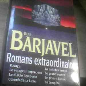René Barjavel Romans Extraordinaire