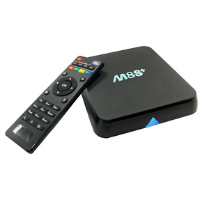 M8S+ 4K Android TV Box, Only $ 99 (Android 5.1.1 , 2GB Ram)
