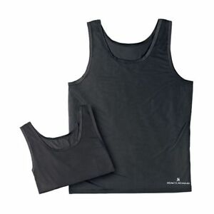 Stacy Adams Big & Tall Tank Tee 2 Pack 2XL, New