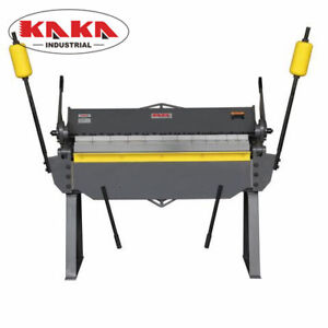 KAKA Industrial W-4812 48Inch Heavy Duty Sheet Metal Pan & Box B
