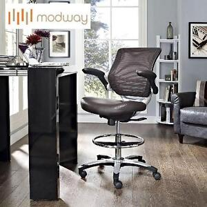 NEW* MODWAY EDGE DRAFTING CHAIR OFFICE CHAIR - EDGE DRAFTING CHAIR 102269356