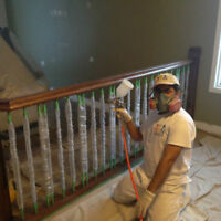 TOP PAINTERS! GREAT PRICES! 30 YEARS EXPERIENCE! 416-729-3314