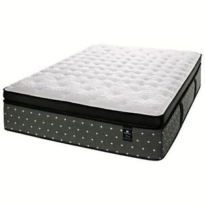 "12"" THICK PILLOW TOP MATTRESS FOR $290 ONLY CALL 647-273-2073"