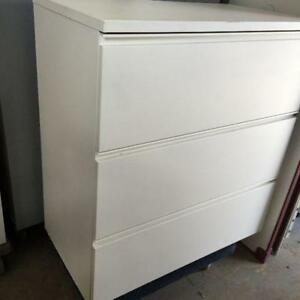 2 and 3 Drawer Lateral File Cabinets.