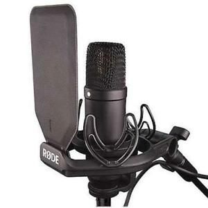Microphone d'enregistrement RODE NT1