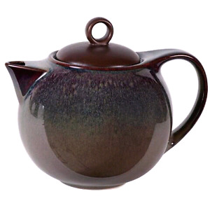 Reactive Brown Ch'a Teapot