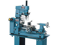WANTED combination Lathe Milling Drilling Machine