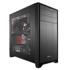 Corsair 350D - Mint Condition (Computer Case Only)
