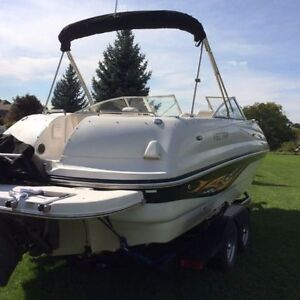 "2006 Vectra Deck Boat (25' 7"") **Excellent Condition**"