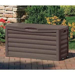 Wanted (I'm looking to buy) Plastic Patio Storage Deck Box