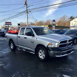 2013 Ram 1500 ST with 4x4/dial shifter/ V6