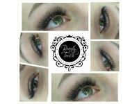 Russian Volume lash Extensions 3D lashes just for 40 £ Mobile service !!!