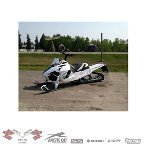 PRE-OWNED 2013 M8 162 SNO PRO LTD @ DON'S SPEED PARTS