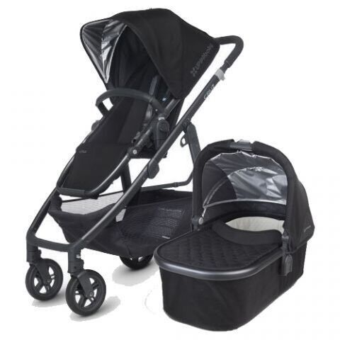 UPPAbaby Cruz and Carrycot Jake Black...BRAND NEW!!!