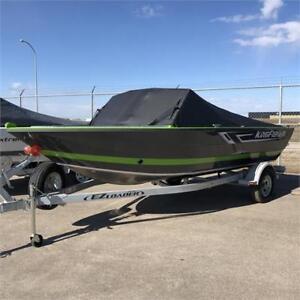 2018 KingFisher 1875 Falcon River Boat