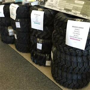 Tires 30% off all ATV Tires 30% off Great Selection ATV Tires