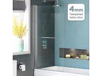 Shower Screen & Towel Rail