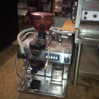 Commercial Espresso Machine w/ Grinder