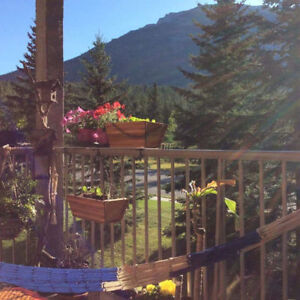 Room for Rent in Canmore for Solo Female Travelers