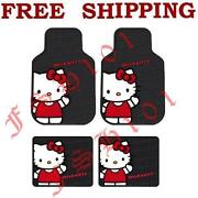 Hello Kitty Car Mats