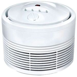 Slightly used Honeywell Enviracaire round HEPA Air Purifier