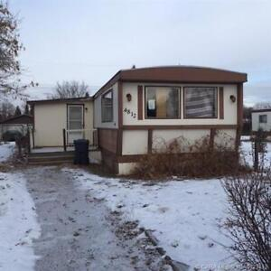 JUST LISTED HOME FOR SALE - ALIX  4812 45 Avenue