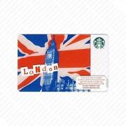 Starbucks Gift Card London