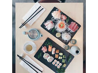 Sushi Chef / Chef de Partie / Excellent Japanese Restaurant In West End