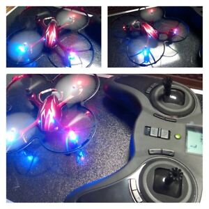 Hubsan X4 Quad 107c w/720p camera BUNDLE