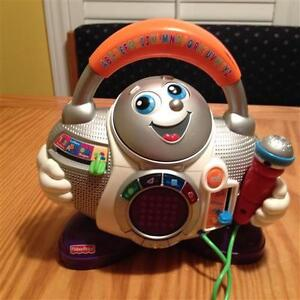 Fisher Price Electronic learning toys