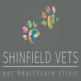 Receptionist - Veterinary Clinic