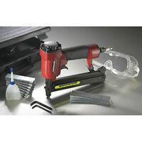 Powermate 2-in-1 Nailer/ Stapler Kit Case / in Box / New