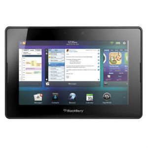 32GB BlackBerry Playbook With Leather Case