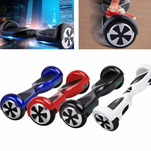 NEW Scooter Self Balance HoverBoard Segway WHITE BATTERY SAMSUNG