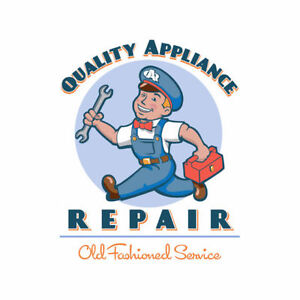 Quality Appliance Repair,  fridge, dishwasher, stove, and more!