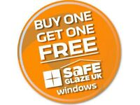 Free No Obligation Quotes on Windows and Doors at Trade Price plus it's BUY ONE GET ONE FREE!